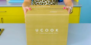 Ucook Case Study